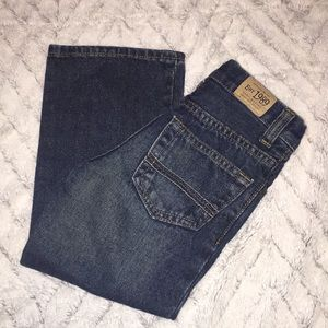 Little boys sz 4t worn once children's place jeans